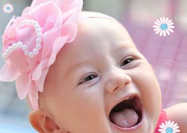 Glad baby