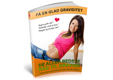 E-bog få en glad graviditet