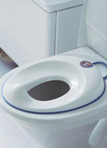 toiletsæde til børn