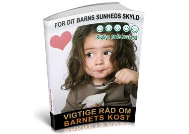 E-bog om barnets kost