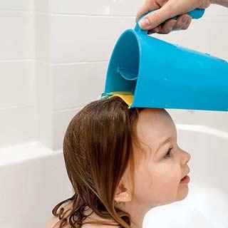 Shampoo Rinse Cup hårdvask baby