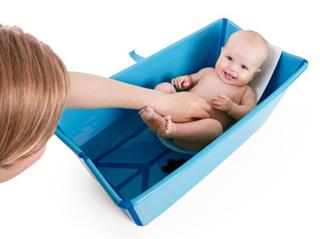 flexi bath med baby indsats