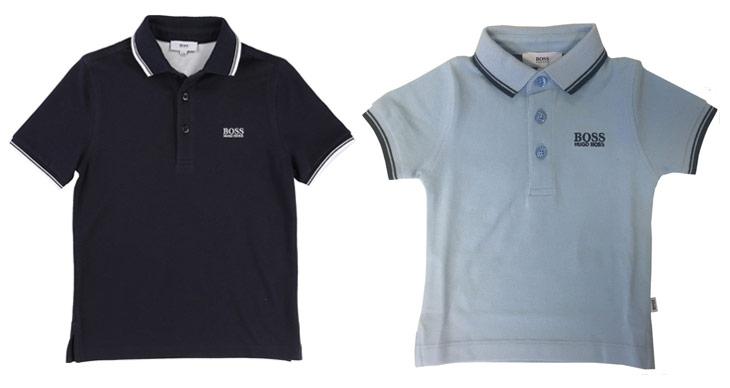 polo bluser til børn fra hugo boss
