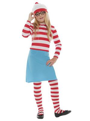 pige i find holger kostume
