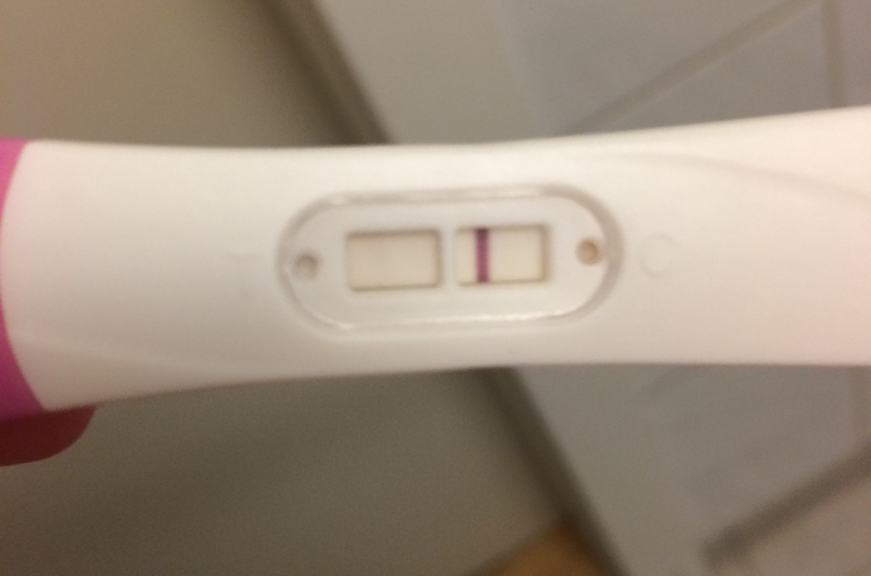 Udflåd gravid brun oplevede i