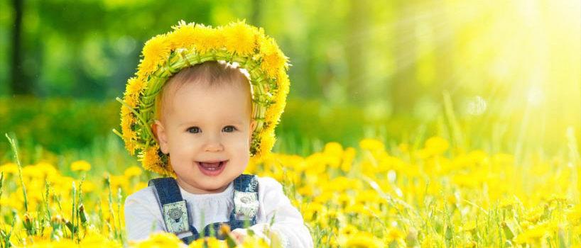 Vælg økologi til dit barn