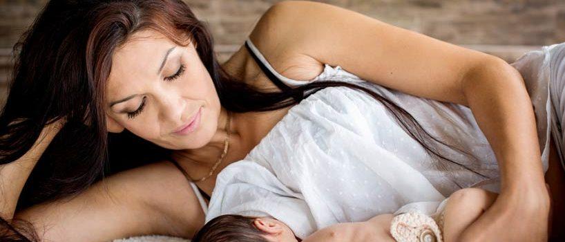 tape til brysterne smertefuld samleje efter fødslen