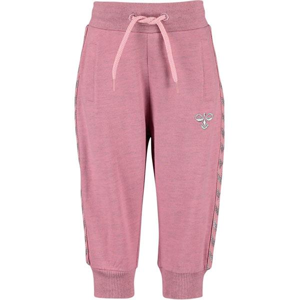 rosa joggingbukser