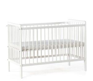 Babyseng, Mia - Hvid - Babytrold
