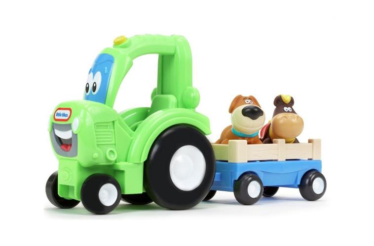 Little Tikes Traktor med Dyr og Lyde