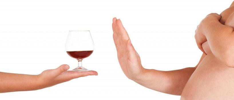 Graviditet og alkohol