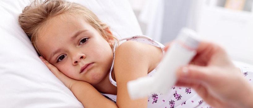 Astma hos børn
