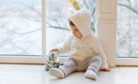 Børn og sikkerhed i hjemmet