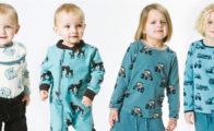 Børnetøj uden skadelige kemikalier