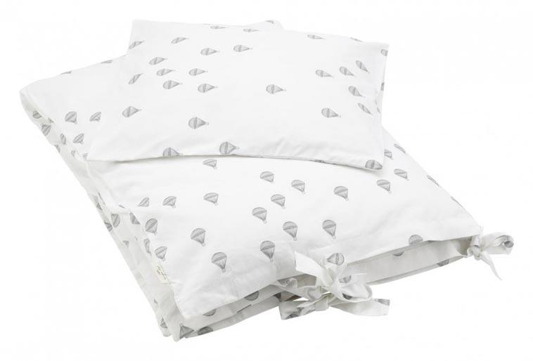 Økologisk sengetøj i bomuld