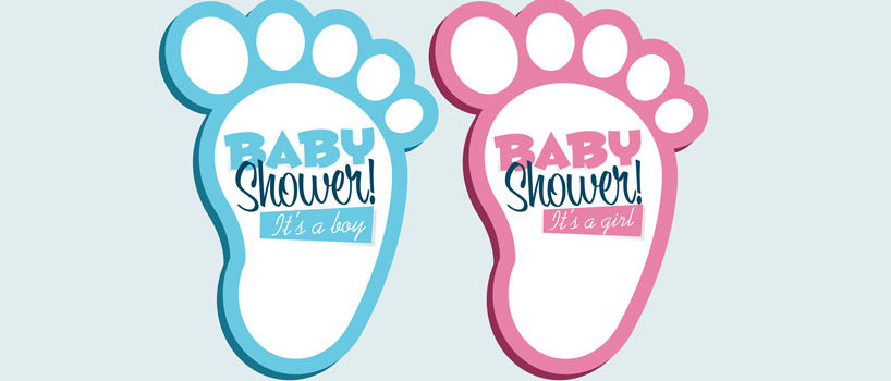 Sjove aktiviteter til babyshower