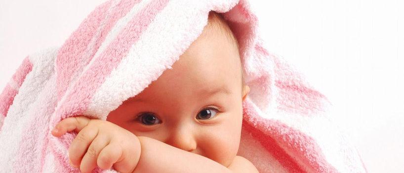 Sådan bader du baby