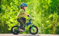 Barnets første cykel