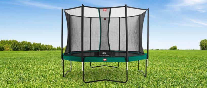 BERG Toys Champion trampolin