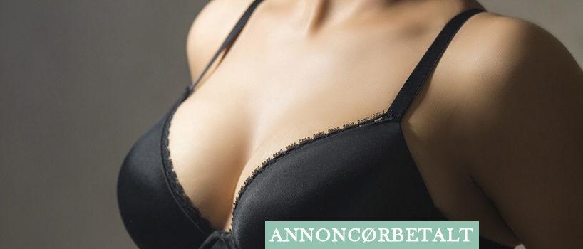 Brystforstørrelse inden børn