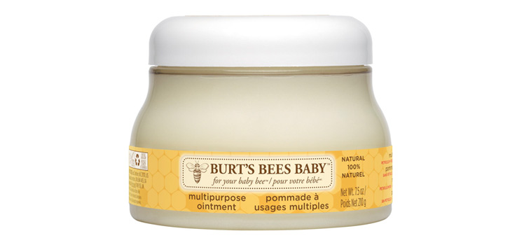 burts bees babysalve