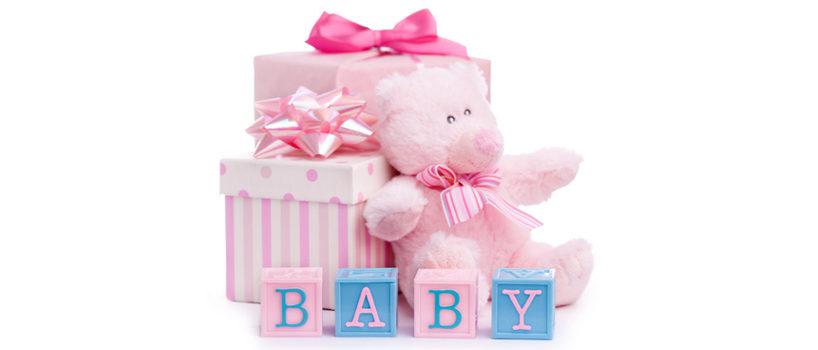 Gaver til baby og børn