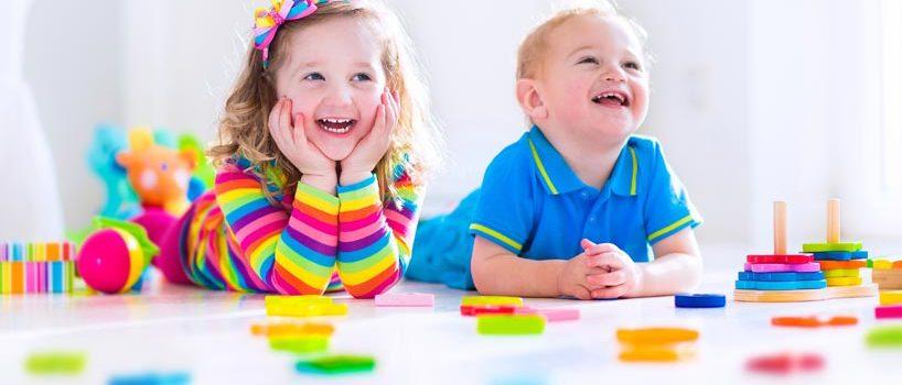 Sådan lærer du barnet at dele