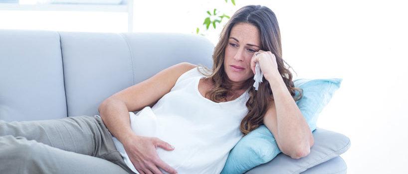 Gravid udenfor livmoderen