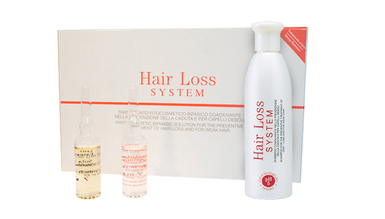 hair loss system produkter