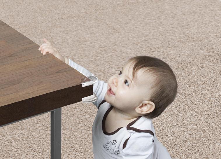 hjørnebeskytter p bord