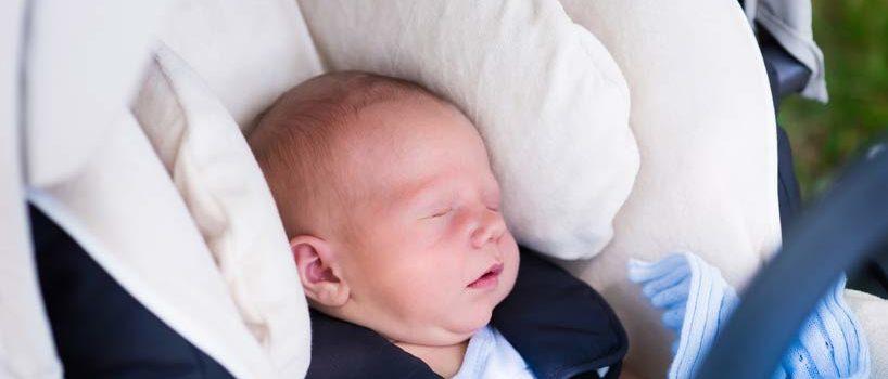 Hjem med baby fra hospitalet