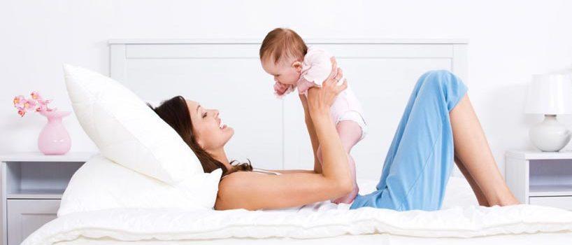 Din krop efter fødslen