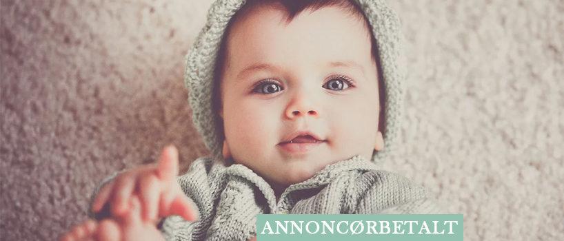 Beskyt hjemmet mod babys svineri