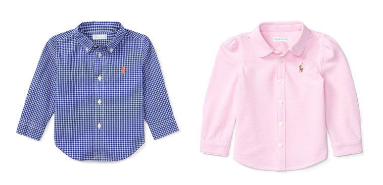 Skjorter fra Ralph Lauren