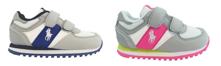 Sneakers til børn fra Ralph Lauren