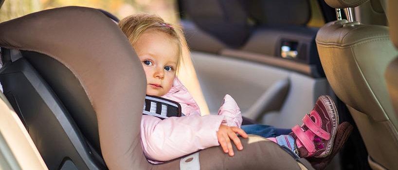Sikkerhedskrav autostol