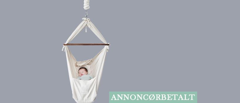 Derfor er en slyngevugge perfekt til baby