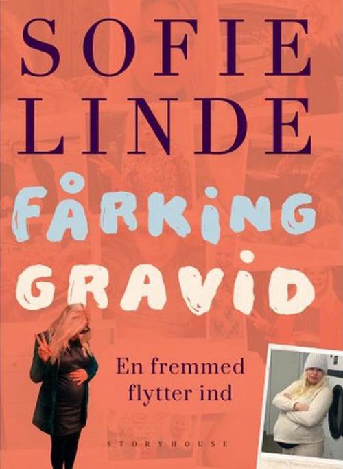 Bogforside Fårking gravid, Sofie Linde