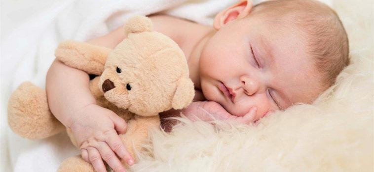 Så meget skal barnet sove