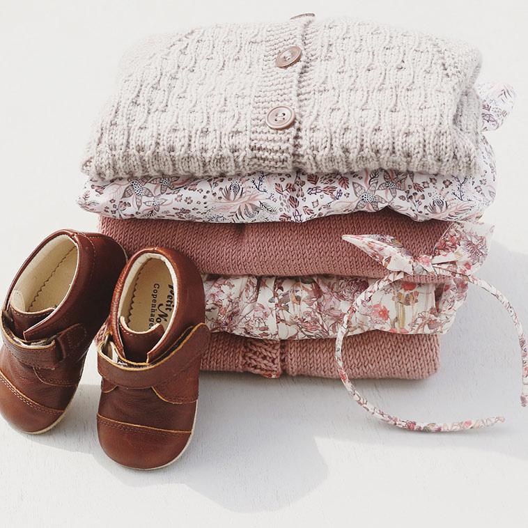 strikkede bluser