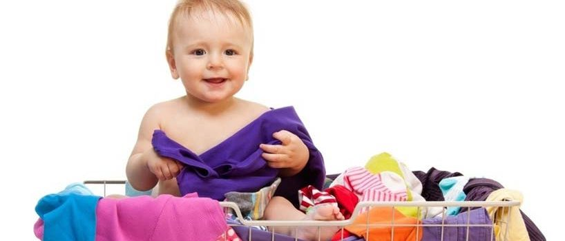 Tøjstørrelser til børn
